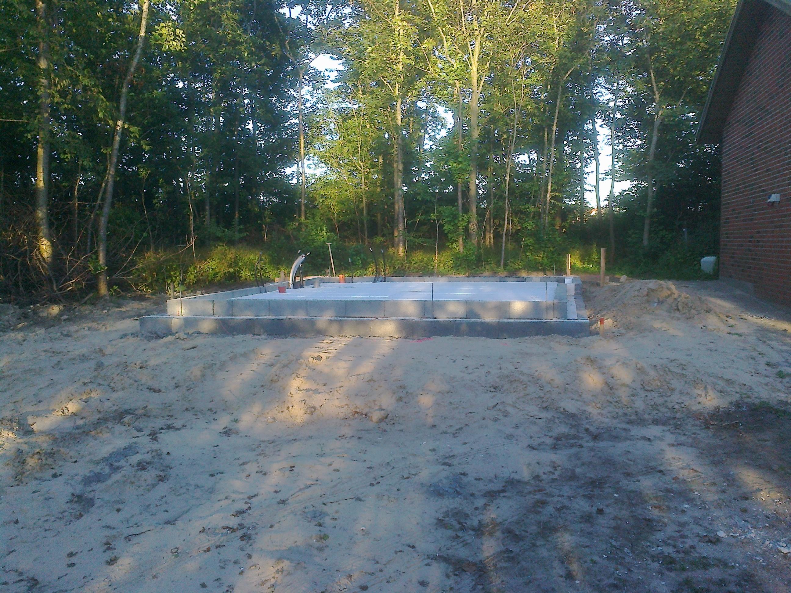 Ny tilbygning vandværk
